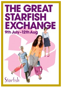 The Great Starfish Exchange